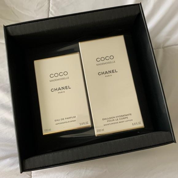 Chanel Coco Mademoiselle Gift Set
